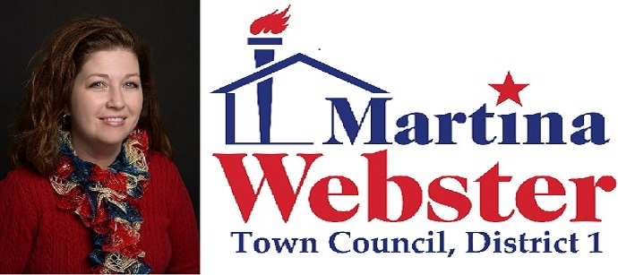 Martina Webster for Sellersburg Town Council